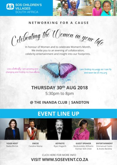 Networking for a Cause - 30 August 2018